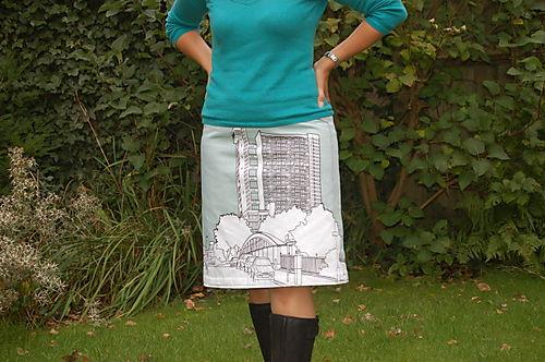 Trellick skirt