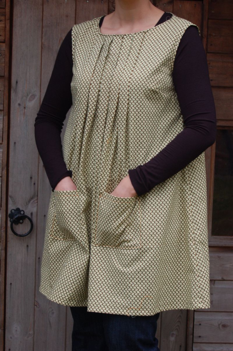 Japanese inspired tunic