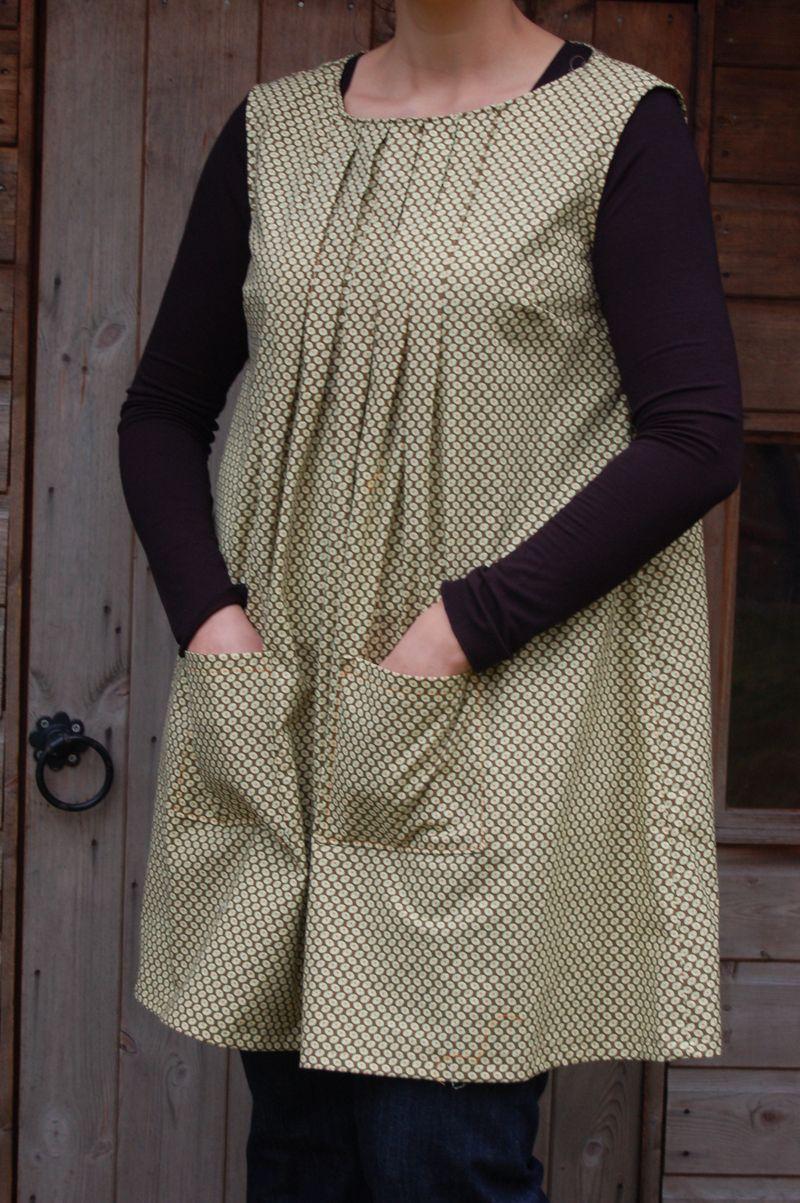 Japanese inspired tunic