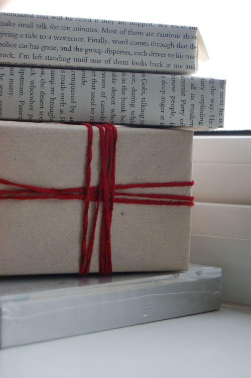 Mock parcels