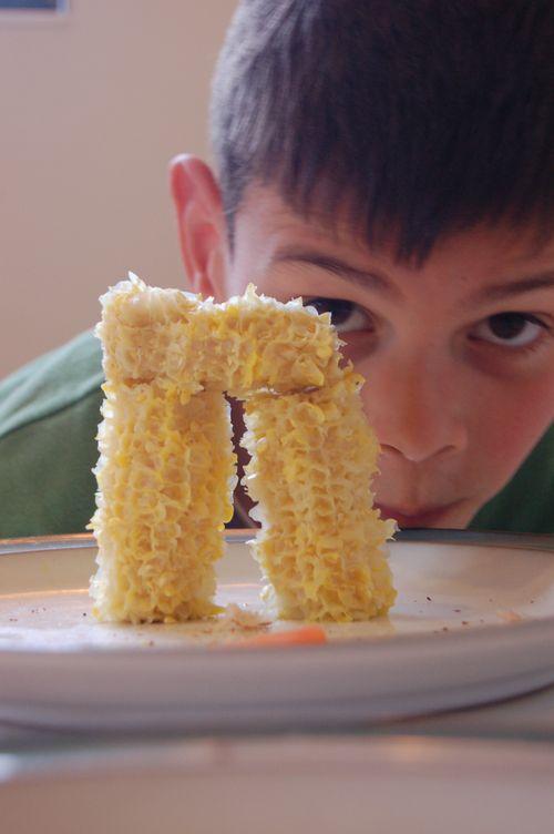 Corn-henge