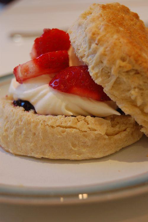Summer scone