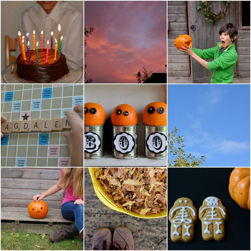OctoberCollage
